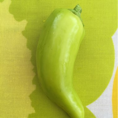 Chilli Pepper 'Banana'
